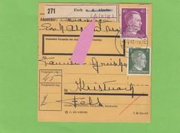 ESCH A. D. ALZETTE(ALZIG) - 1940-1944 Occupation Allemande