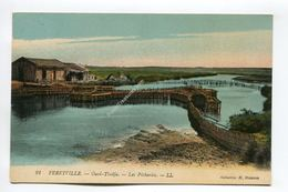 Oued-Tindja - Les Pecheries - Ferryville - Tunisia