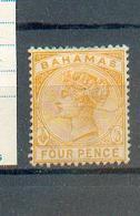 D 14 - BAHAMAS - YT 20 (*) - 1859-1963 Kolonie Van De Kroon