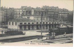 75012 Gare De Reuilly - Arrondissement: 12