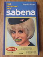 Het Avontuur Van Sabena 256blz 2002 Aart De Zitter Lanoo - History