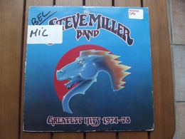 The Steve Miller Band*  – Greatest Hits 1974-78 -  1978 - Rock