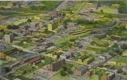 South Carolina Spartanburg Aerial View - Spartanburg