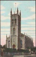 St Saviour's Church, Bath, Somerset, 1906 - Postcard - Bath