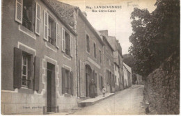LANDEVENNEC ... RUE CREVE COEUR - France
