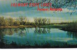 Nebraska Fremont State Lakes - Fremont