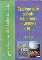 Phonecard Catalogue, Jersey And Fiji. - Phonecards