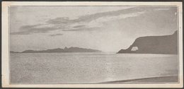 Elephant Rock, Gold Mohr Valley, Beach, Aden, C.1905-10 - Times Press Postcard - Yemen
