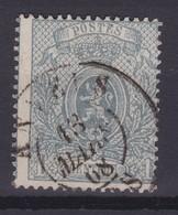 N° 23 A : Gris Bleuté Dent. 15 Cob 115.00 - 1866-1867 Coat Of Arms