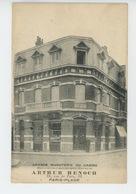 LE TOUQUET PARIS PLAGE - Grande Bijouterie Du Casino ARTHUR HENOCH - Le Touquet