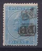 N° 18 : PETITE GRIFFE  PD  DOUBLE - 1865-1866 Linksprofil