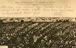 VIN(VENDANGES) SAINT LAMBERT DU LATTAY - Métiers