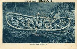 VIN(VENDANGES) CHALLAND - Métiers