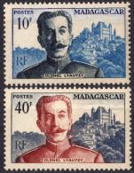 MADAGASCAR - Centenaire De La Naissance Du Maréchal Liautey - Madagascar (1960-...)