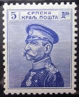 SERBIE           N° 104             NEUF* - Serbia