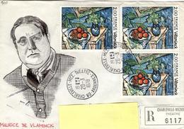 F+ Frankreich 1976 Mi 2005 Maurice De Vlaminck (UNIKAT / ÙNICO / PIÉCE UNIQUE) - France