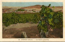 VIN(VENDANGES) EPERNAY - Métiers