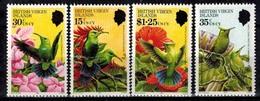 MDB-BK10-496 MINT ¤ BRITISH VIRGIN ISL. 1982 4w In Serie ¤ - OISEAUX - BIRDS OF THE WORLD - PAJAROS - VOGELS - VÖGEL - - Hummingbirds