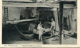 VIN(VENDANGES) RIQUEWIHR - Métiers