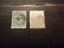 NUOVA ZELANDA 1874 VITTORIA USATO - 1855-1907 Colonia Britannica