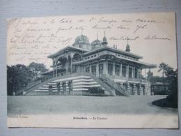 ARCACHON / LE CASINO / DOS NON DIVISE / 1903 - Arcachon