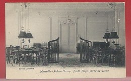 13 - MARSEILLE - PALACE CASINO - PRADO PLAGE - PARTIE DU CERCLE - Altri