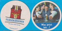 Feldschlösschen Brauerei Rheinfelden ( Bd 1398 ) Schweiz - Sous-bocks