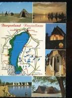 CPM Non écrite Autriche  BURGENLAND Neusiedlersee Multi Vues - Neusiedlerseeorte