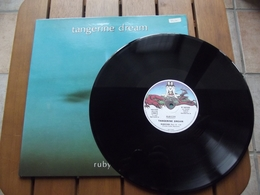 Tangerine Dream  – Rubycon - 1975 - Rock