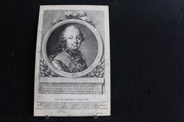 Y- 35 / Musée ? - Etienne François Duc De Choiseul -  ( 1719-1785 ) - Personnages Historiques