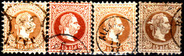 Levante-Austriaco-30 - 1867 - Y&T N. 5 (o) - Senza Difetti Occulti. - Oriente Austriaco