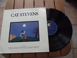 Cat Stevens  – The Very Best Of Cat Stevens - 1990 - Rock