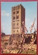 SAINT-MICHEL-DE-CUXA - Abbaye - Le Clocher Roman - NV - Francia