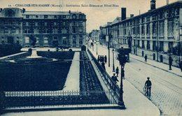 CHALONS SUR MARNE INSTITUTION SAINT ETIENNE ET HOTEL DIEU - Châlons-sur-Marne