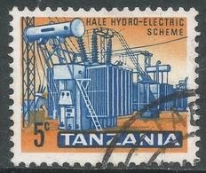Tanzania. 1965 Definitives. 5c Used. SG 128 - Tanzania (1964-...)