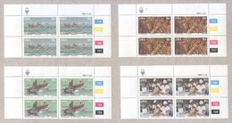 South West Africa 1983 Lobster Industry Blocks Of Stamps MNH - Stamps