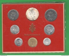 Vaticano Serie 1973 Paolo VI Anno X Vatikan State - Vaticano