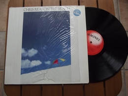 Chris Rea  – On The Beach - 1986 - Rock