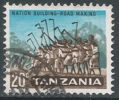 Tanzania. 1965 Definitives. 20c Used. SG 131 - Tanzania (1964-...)