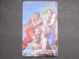 VATICANO SCV 4 - 6004 C&C -  CAPPELLA SISTINA GRUPPO ANGELI - NUOVA - Vatican