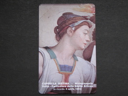 VATICANO SCV 5 - 6005 C&C -  CAPPELLA SISTINA SIBILLA ERITREA - NUOVA - Vatican