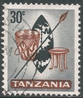 Tanzania. 1965 Definitives. 30c Used. SG 132 - Tanzania (1964-...)