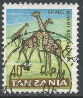 Tanzania. 1965 Definitives. 40c Used. SG 133 - Tanzania (1964-...)