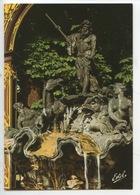 Nancy : Fontaine De Neptune - Barthelemy Guibal Sculpteur (détail N°100 - Cp Vierge) - Nancy