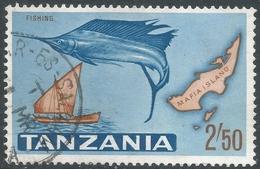 Tanzania. 1965 Definitives. 2/50 Used. SG 138 - Tanzania (1964-...)