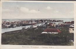ANTILLES NEERLANDAISES---CURACAO--panorama Willemstad--( Par Avion )--voir 2 Scans - Curaçao