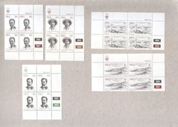 South West Africa 1983 City Of Luderitz Centenary Set Blocks Of MNH Stamps - Stamps