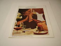 ANCIENNE PUBLICITE  DIAMENT ETERNEL 1970 - Bijoux & Horlogerie