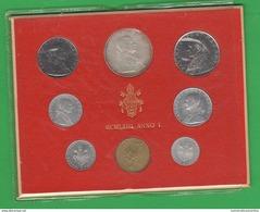 Vaticano Serie 1963 Paolo VI Anno I Vatikan State - Vaticano