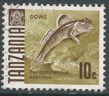 Tanzania. 1967 Definitives. 10c Used. SG 143 - Tanzania (1964-...)